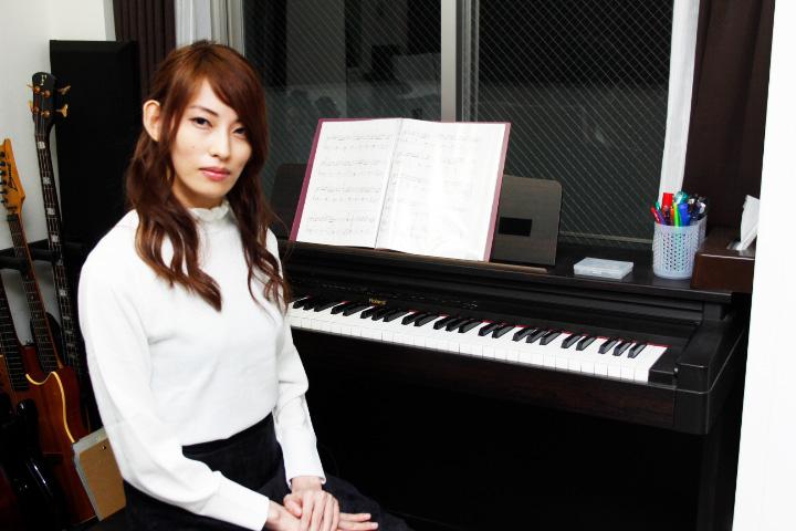 出張ピアノ教室の講師